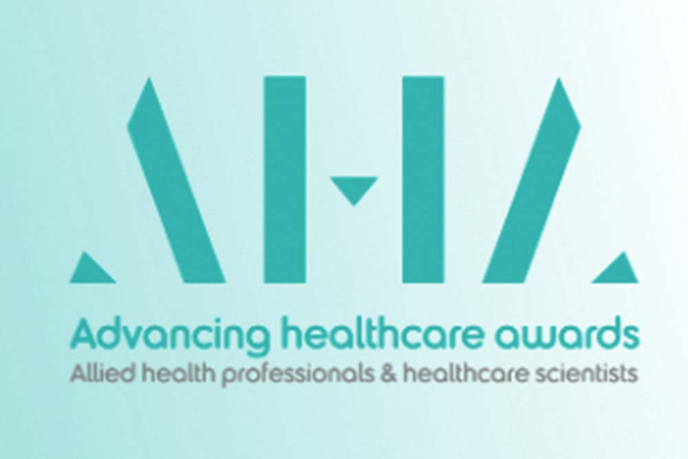 Feature image for HEE funded Healthcare Science Outreach programme wins Advancing Healthcare Award