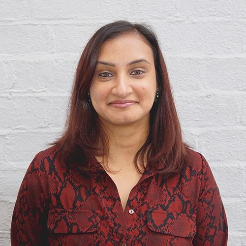A photo of Amrita Nanra