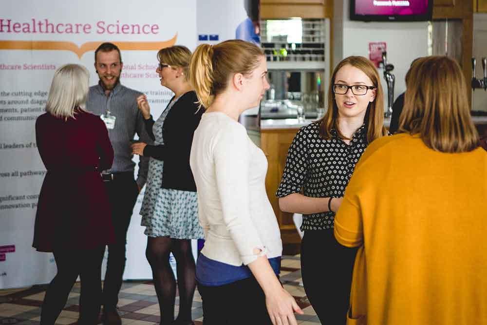 Feature image for Wessex Trainee Scientist Network hosts a successful welcome event