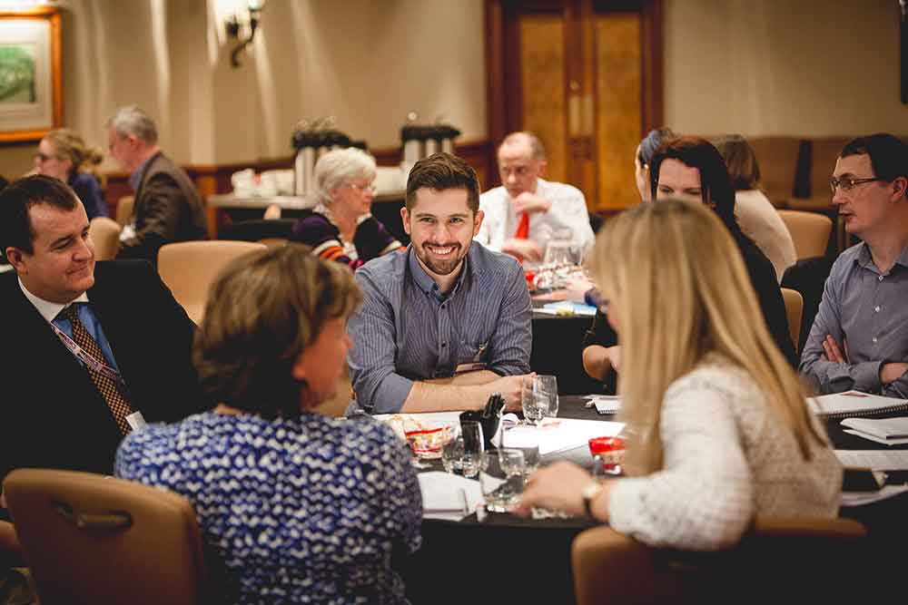Feature image for London healthcare science trainee network holds first PTP event