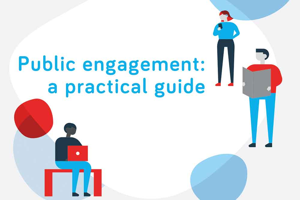 Feature image for A 5 step guide to public engagement – now available from Sense about Science