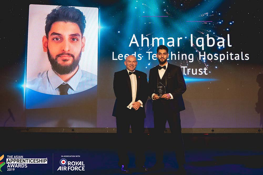 Feature image for Leeds Medical Engineering apprentice wins award