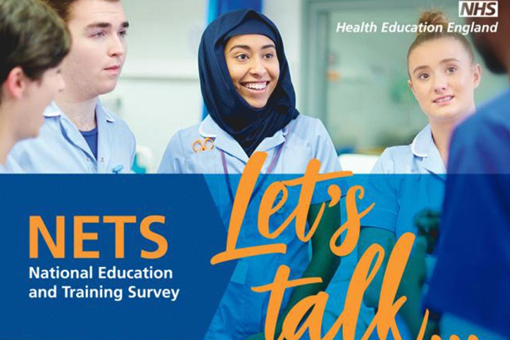Feature image for The National Education and Training Survey (NETS) 2020