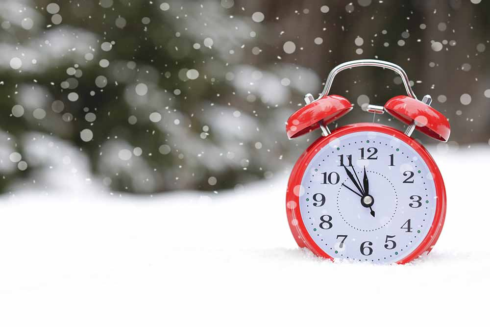 Feature image for Christmas and New Year opening times at the School