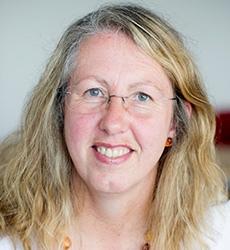 Photo of Professor Geraldine Hartshorne