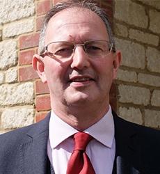 Photo of Professor Andrew Nisbet