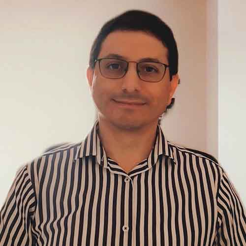 A photo of Namir Al Hasso